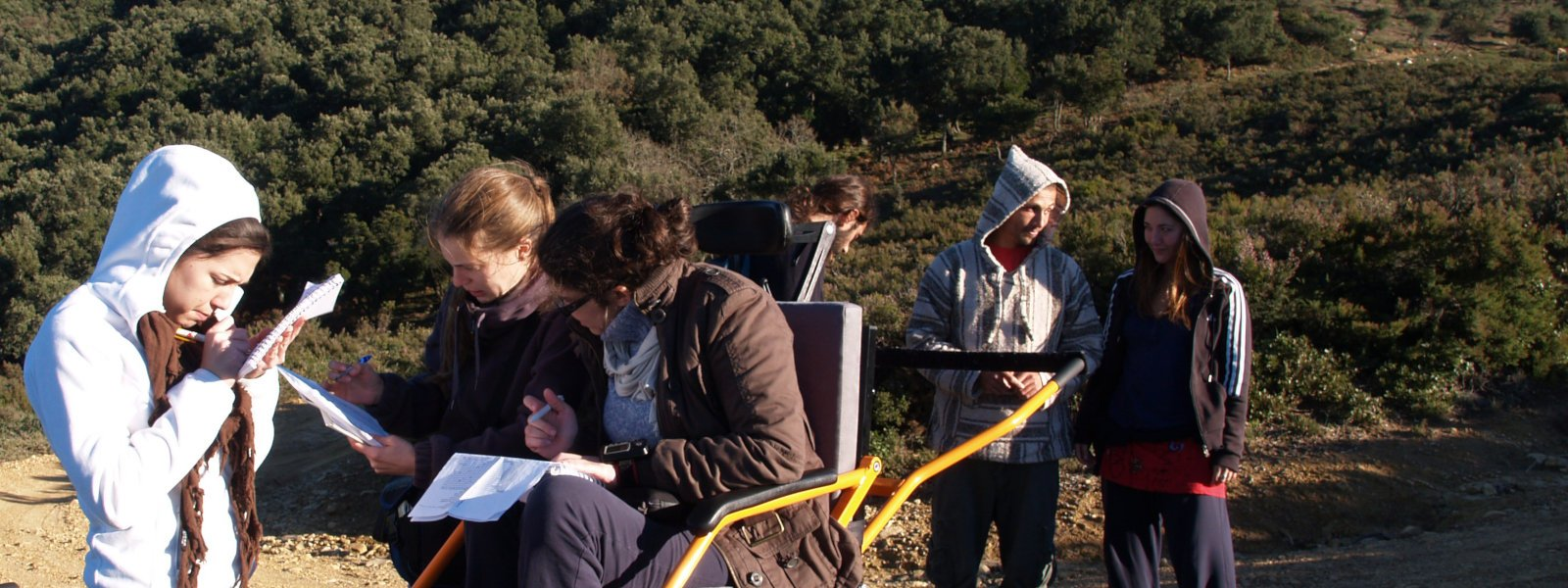 Alumnos en brezal o Herriza | Febimed